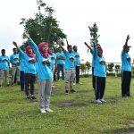 Pegadaian Kalibanteng Semarang-Teamwork Game