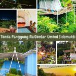 BENEFIT CAMPING DI UMBUL SIDOMUKTI